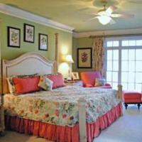 Landelijke slaapkamer inrichten